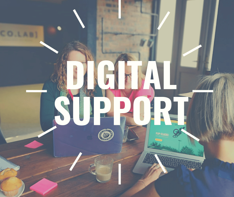 WE'RE YOUR OUTSOURCED DIGITAL TEAM