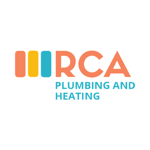 RCA plumbing and heating logo to suplement Client reviews for digital services